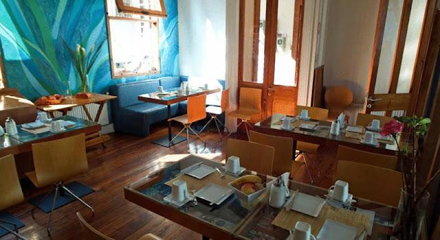 Hotel Latitud 33º Sur em Valparaíso