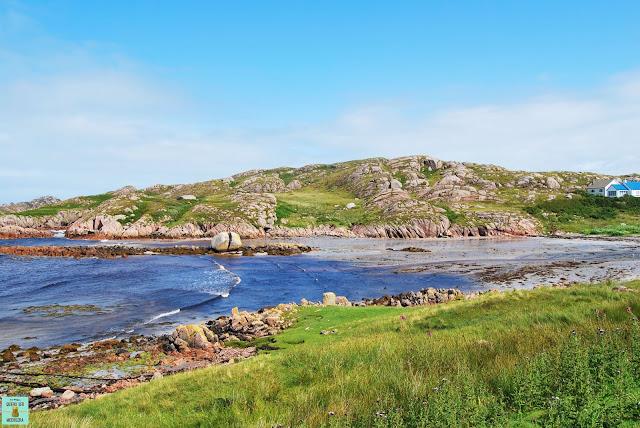 Fionnphort, isla de Mull (Escocia)