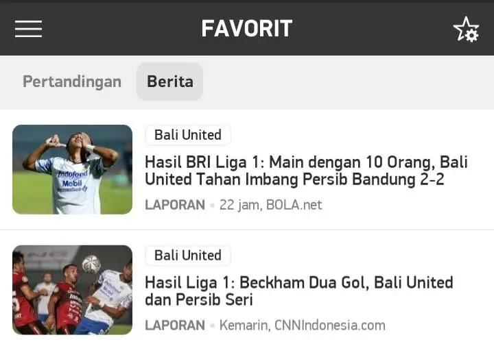 Kanal Berita FlashScore ID Yang Berbahasa Indonesia