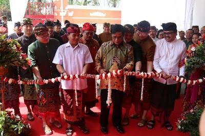 Pemprov Bali Apresiasi Hadirnya RPHU di Tabanan