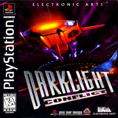 descargar darklight conflict psx mega