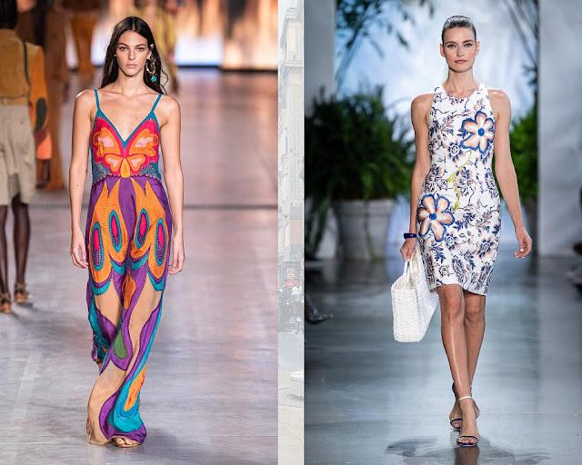 Модные сарафаны и платья 2020 0-3