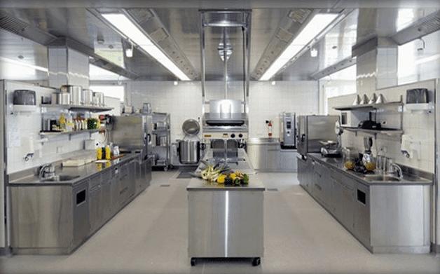 Lắp đặt hệ thống hút mùi phòng bếp nhà hàng