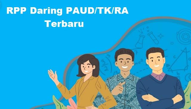 RPP Daring PAUD/TK/RA