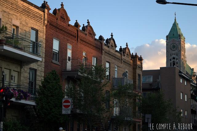 Découverte de Montréal au Québec