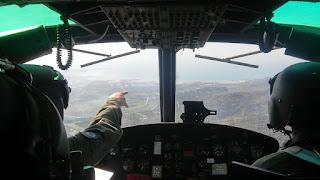 Αίσθημα ασφάλειας με πτήσεις Επιτήρησης της Αεροπορίας Στρατού