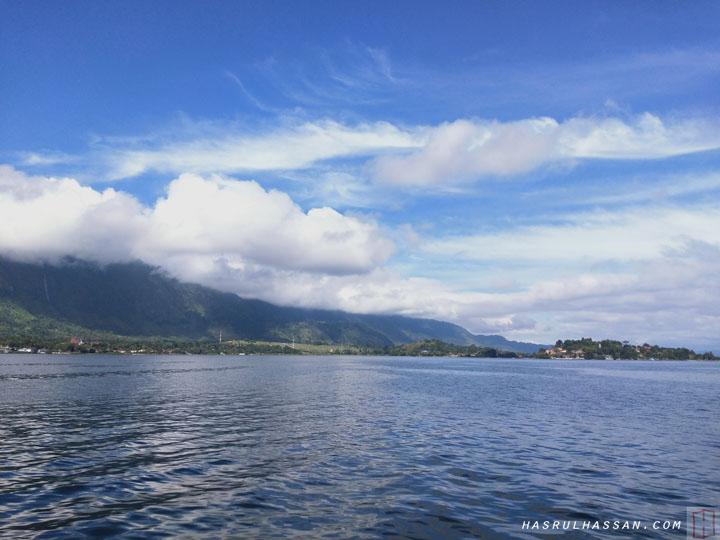 Pulau Samosir - Kg Tomok Perkampungan Batak