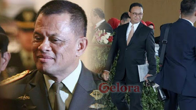 Refly Harun: Akan Dahsyat Kalau Gatot dan Anies Dipersatukan sebagai Simbol Perlawanan...