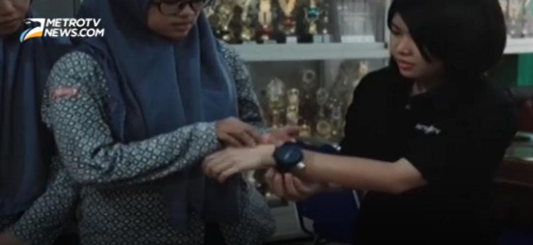 Jam tangan Anti Nyamuk