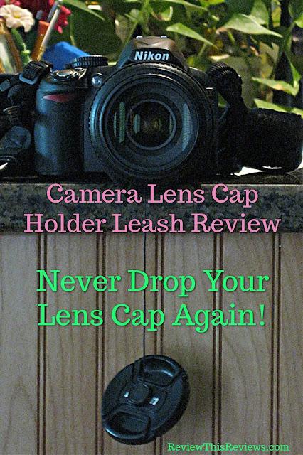 camera lens holder