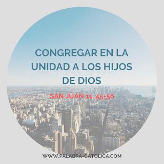 Evangelio del Día Sabado 4 de Abril -   San Juan 11, 45-56