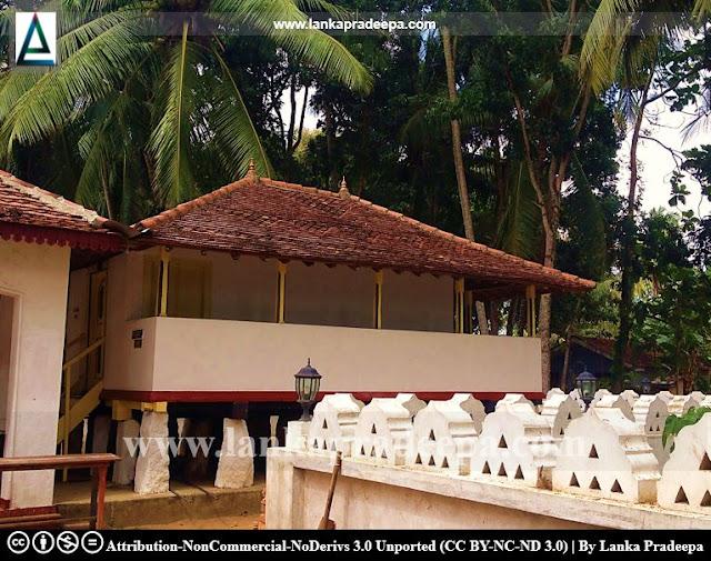 Yatawatte Purana Tempita Viharaya, Sri Lanka