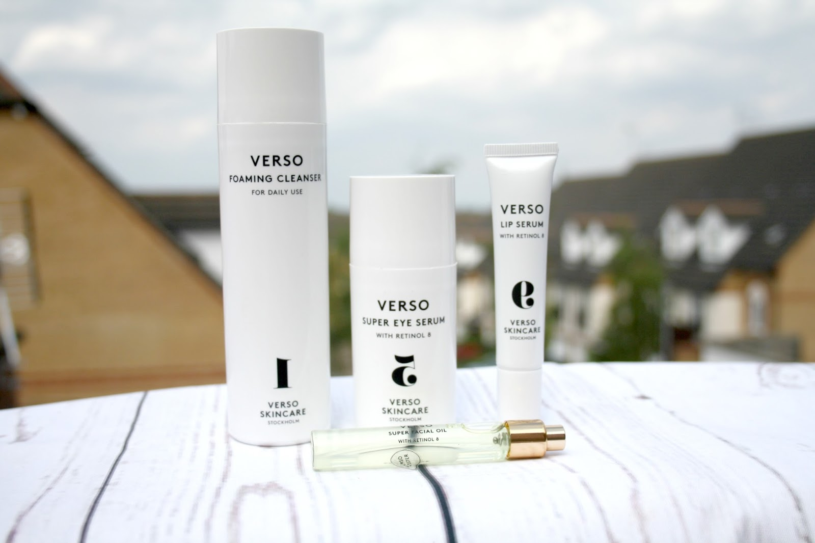 Beautyqueenuk | A UK Beauty and Lifestyle Blog: Verso Skincare