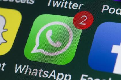 Trik Sadap WhatsApp Pacar Atau Teman 2020