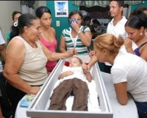 Young Boy Wakes up From His Own Funeral to Ask for a Glass of Water; Dies for the Second Time After!