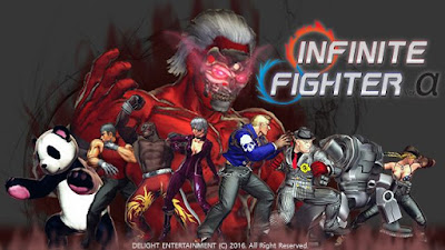 Infinite Fighter-Fighting Game Mod Apk v1.0.16 Unlimited Money