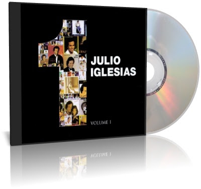 Capa CD Julio Iglesias Vol 1
