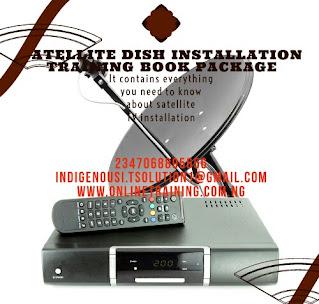 Satellite Dish Installation Training For Nigeria