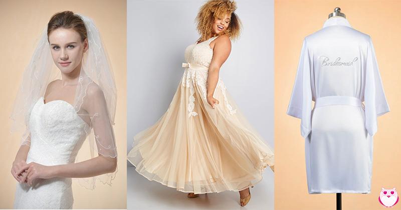 Vestidos e Acessórios para Casamento e Lua de Mel