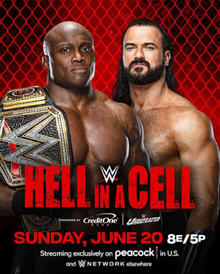 WWE Hell In A Cell (2021) PPV 720p | 480p WEBRip 1.3Gb | 700Mb x264