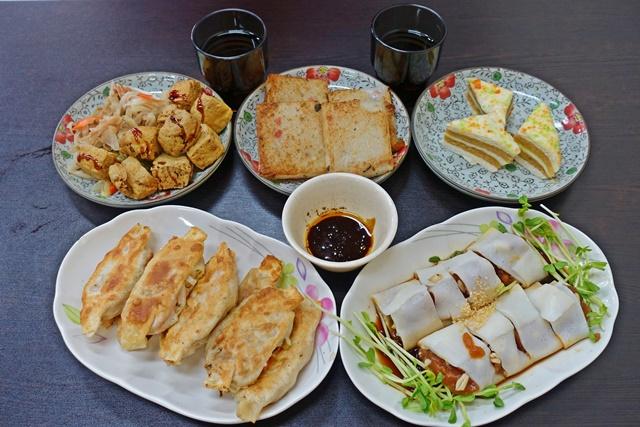 可米素食餐館~桃園中壢素食美味港點