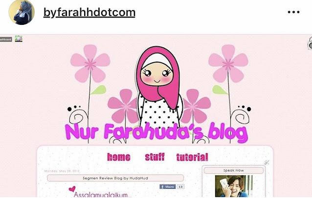 Pengalaman Blogging