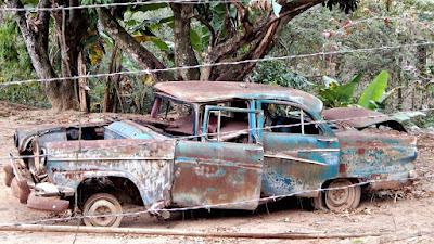 Seria um Chevy Sedan 1957?