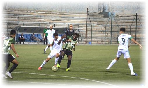 البطولة الوطنية الاحترافية.. رجاء بني ملال يتعادل مع الدفاع الحسني الجديدي بـ 0-0