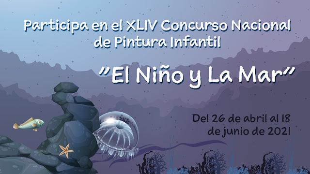 """La SEMAR invita a los niños a participar en el XLIV Concurso Nacional de Pintura Infantil """"El Niño y La Mar"""""""