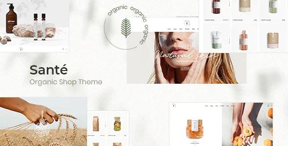 Best Organic Shop WooCommerce WordPress Theme