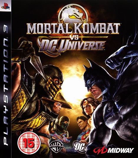 Mortal Kombat Vs DC Universe PS3 ISO