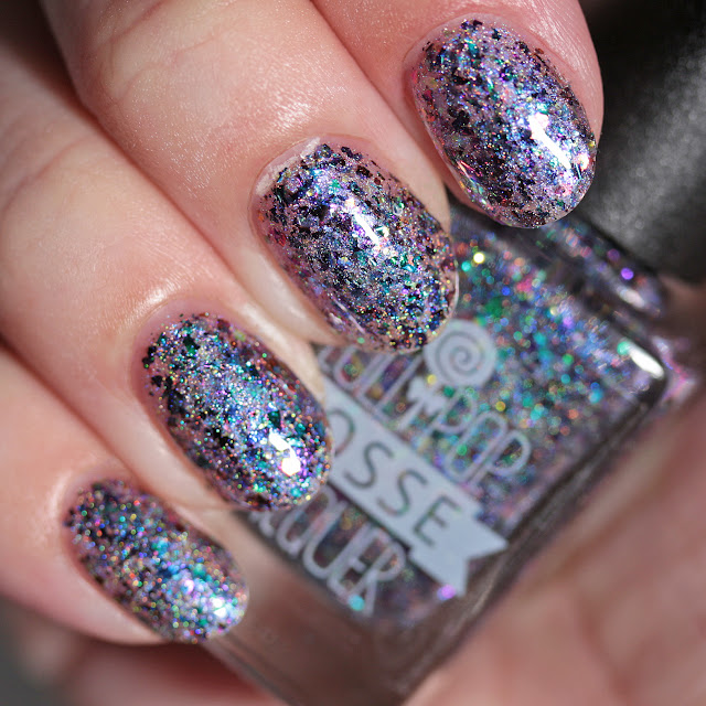 Lollipop Posse Nail Lacquer Call My Baby Lollipop