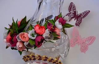 Flower girl hairstyles tiara