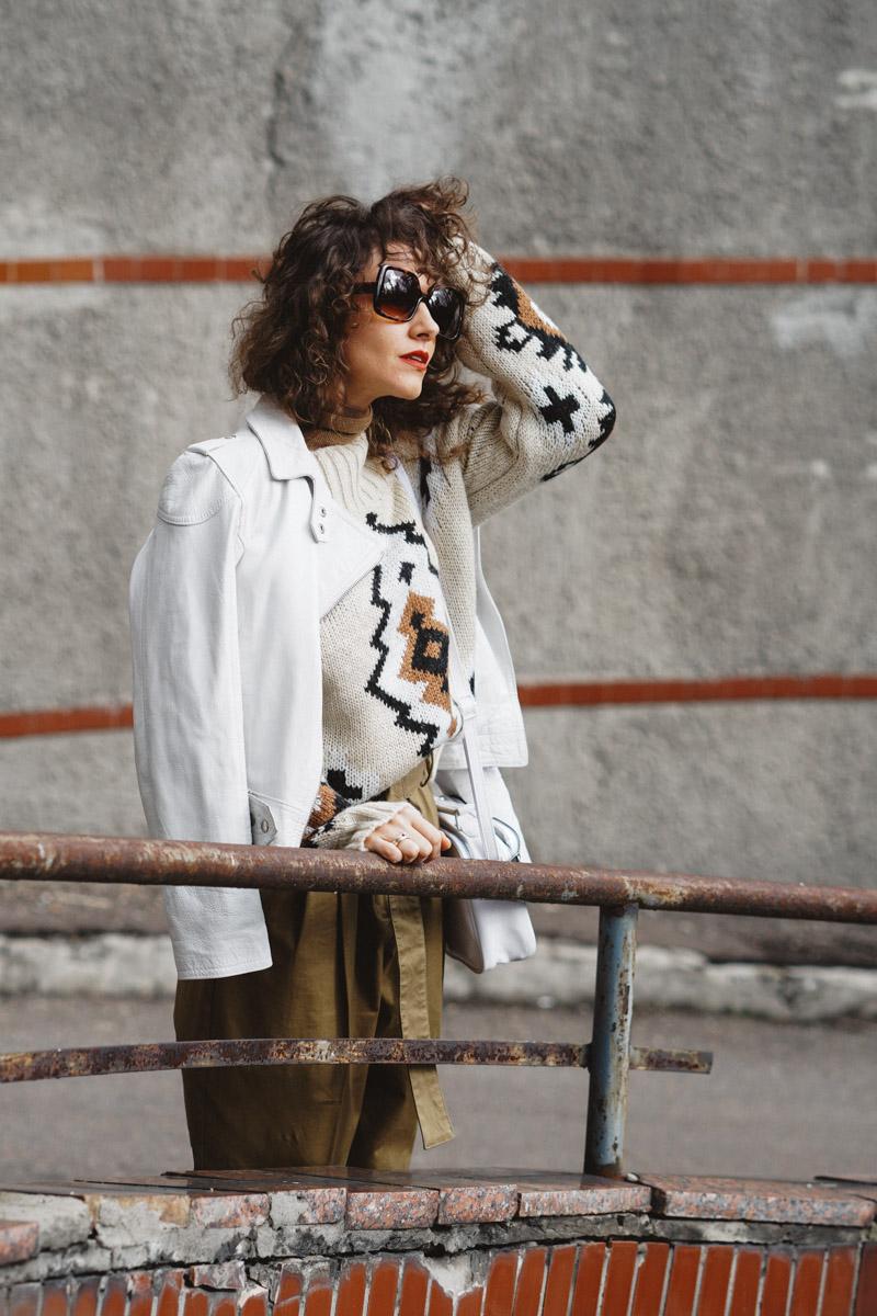 стильный лук от блогера