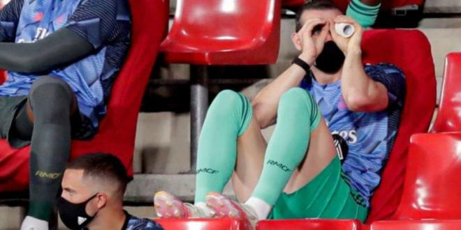 """وكيل بيل: """"اللاعب سعيد مع ريال مدريد رغم عدم الاعتماد عليه"""""""