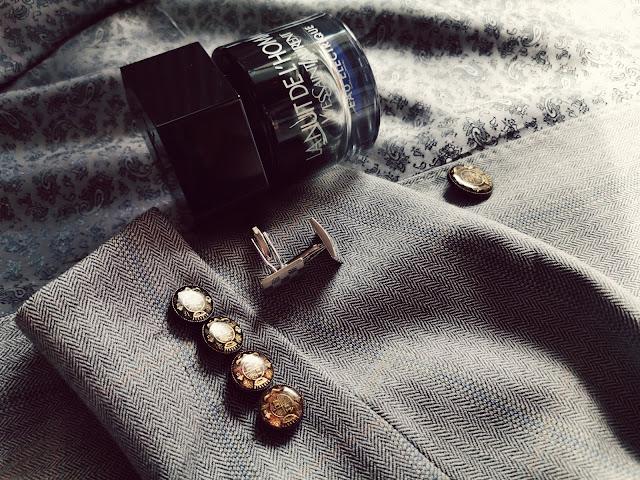 La Nuit de L´Homme Eau Électrique parfém pre mužov