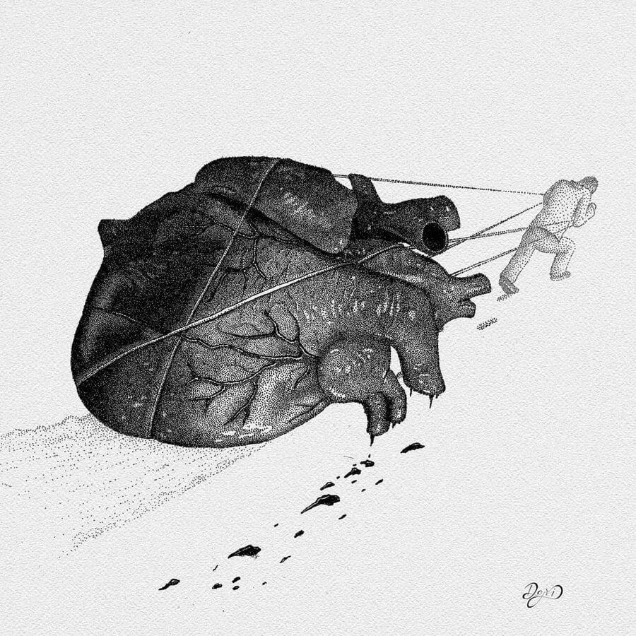 06-Struggles-of-a-heavy-heart-Dejvid-Knezevic-www-designstack-co