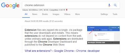 Open Google Chrome Extension