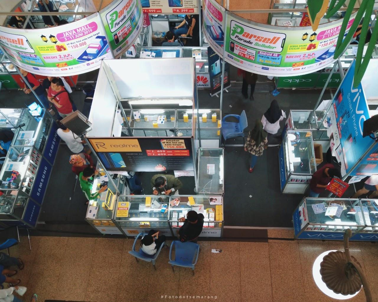 Pameran Handphone 'Parsell' 2019, Ditengah Banyak Pameran Selama Lebaran