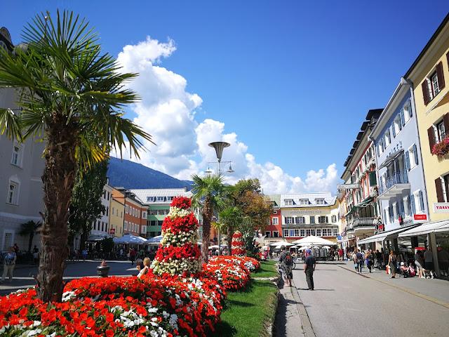 lienz city città austria trentino