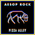 "Indie rap legend Aesop Rock drops his next video/single ""Pizza Alley"" - @AesopRockWins"