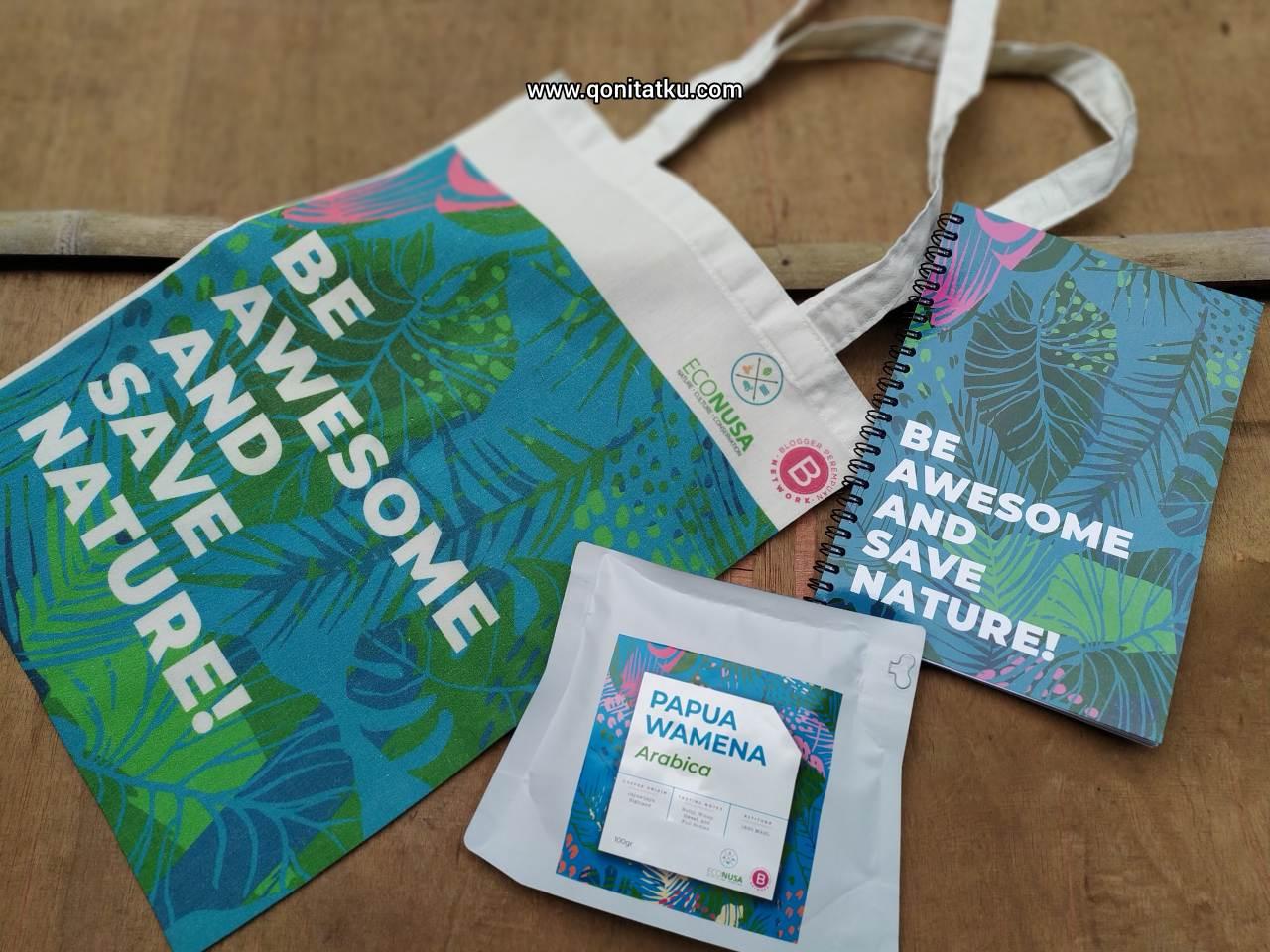 Menjaga dan Memuja Papua Lewat Daring pada 'Wonderful Papua Online Blogger Gathering'