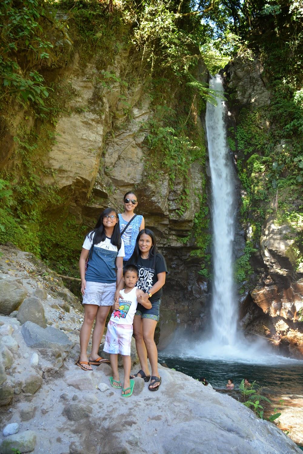 Tuasan Falls, Camiguin