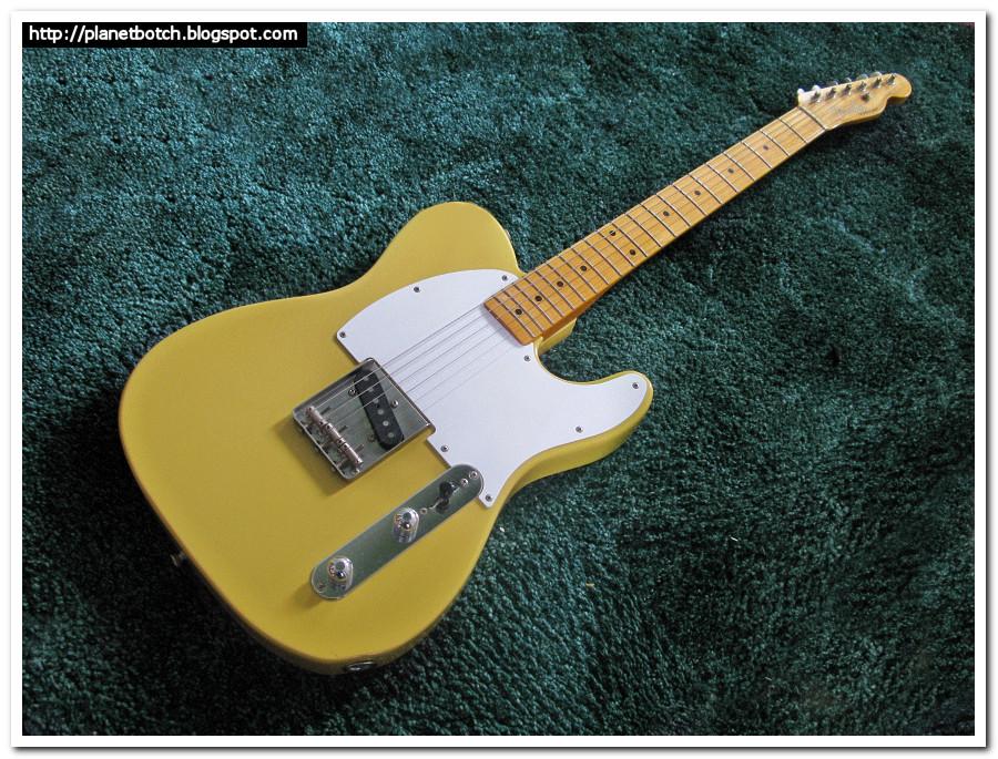 1995 Fender MIJ Esquire '50s Reissue Blonde