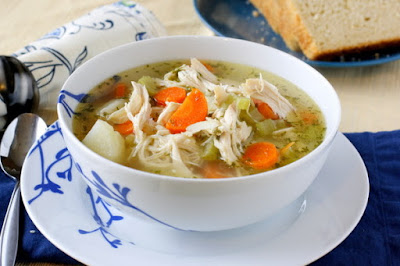 Chicken Soup - Does It Heal?