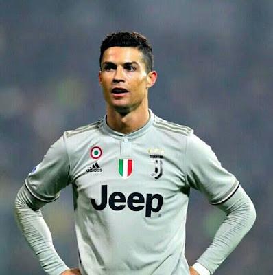#Ronaldo to #CR7