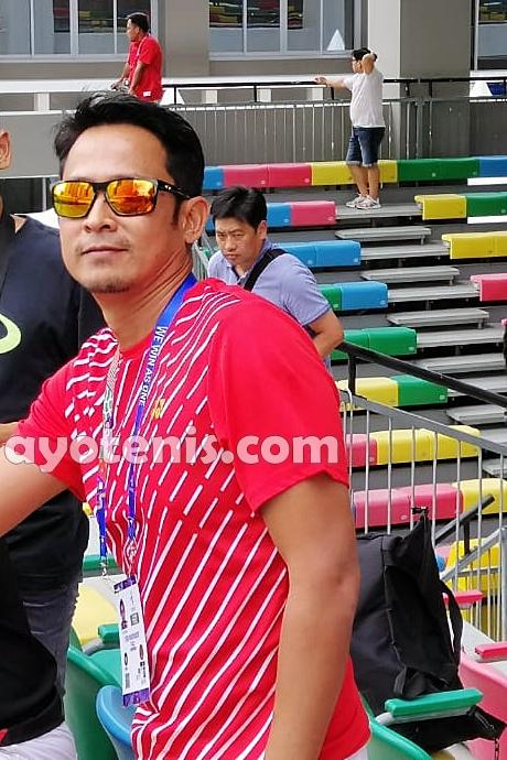 Sejumlah Petenis Yunior Dipanggil Untuk Ikuti Training Camp Persiapan Davis Cup, Ini Kata Febi Widhiyanto