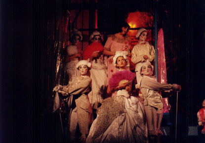 Graham Preskett & John Kane: Antiphony - W11 Opera in 1994