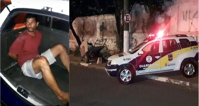 Guarda Civil Metropolitana flagra furto no cemitério São Paulo