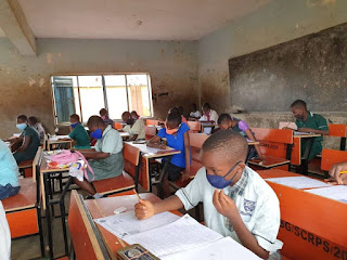 8,550 Pupils Sits for Lagos Model Colleges Exam 2020/2021